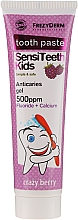Parfüm, Parfüméria, kozmetikum Fogkrém - Frezyderm SensiTeeth Kids Tooth Paste 500ppm