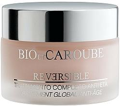 Parfüm, Parfüméria, kozmetikum Öregedésgátló simító arckrém - Bio et Caroube Reversible Complete Anti-Ageing Treatment