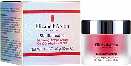 Parfüm, Parfüméria, kozmetikum Világosító krém-gél - Elizabeth Arden Skin Illuminating Brightening Hydragel Cream