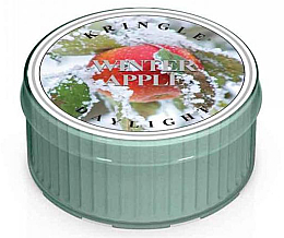 Parfüm, Parfüméria, kozmetikum Teamécses - Kringle Candle Winter Apple Daylight