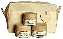 Parfüm, Parfüméria, kozmetikum Készlet - Shy Deer Set (cr/50ml+mask/50ml+eye/cr/30ml)