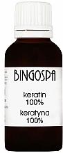 Parfüm, Parfüméria, kozmetikum 100%-os Keratin - BingoSpa Keratin 100%