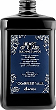 Parfüm, Parfüméria, kozmetikum Színfenntartó sampon, szőkéhez - Davines Heart Of Glass Silkening Shampoo