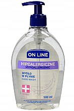 Parfüm, Parfüméria, kozmetikum Folyékony szappan - On Line Hypoallergenic Pure Soap