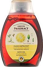 """Parfüm, Parfüméria, kozmetikum """"Szegfű és Citrom"""" fürdő- és tusolóolaj - Green Pharmacy"""