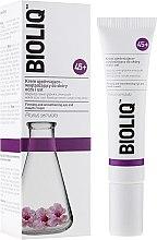 Parfüm, Parfüméria, kozmetikum Bőrfeszesítő krém szemre és szájra - Bioliq 45+ Firming And Smoothening Eye And Mouth Cream
