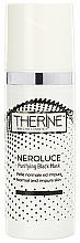 Parfüm, Parfüméria, kozmetikum Fekete arcmaszk - Therine Neroluce Purifying Black Mask
