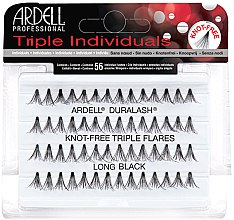 Parfüm, Parfüméria, kozmetikum Tincses műszempilla - Ardell Triple Individual Long Black