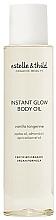 Parfüm, Parfüméria, kozmetikum Testolaj - Estelle & Thild Vanilla Tangerine Instant Glow Body Oil