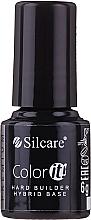 Parfüm, Parfüméria, kozmetikum Hibrid alaplakk - Silcare Color It Premium Hardi Builder Hybrid Base