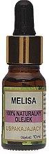 """Parfüm, Parfüméria, kozmetikum Természetes olaj """"Citromfű"""" - Biomika Melisa Oil"""