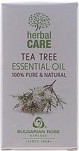"""Parfüm, Parfüméria, kozmetikum Illóolaj """"Teafa"""" - Bulgarian Rose Herbal Care Tea Tree Essential Oil"""