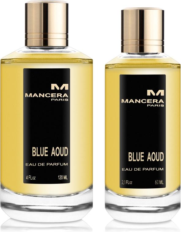Mancera Blue Aoud - Eau De Parfum  — fotó N3
