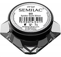 Parfüm, Parfüméria, kozmetikum Spider díszítő gél - Semilac Spider Gum UV Gel