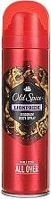 Parfüm, Parfüméria, kozmetikum Aeroszolos dezodor - Old Spice Lionpride Deodorant Spray