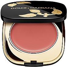 Parfüm, Parfüméria, kozmetikum Krémes arc és ajak pirosító - Dolce&Gabbana Blush Creamy Cheek & Lip Colour