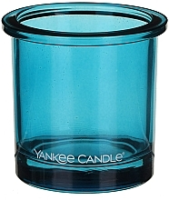 Parfüm, Parfüméria, kozmetikum Gyertyatartó - Yankee Candle POP Blue Tealight Votive Holder
