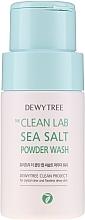 Parfüm, Parfüméria, kozmetikum Mosakodó púder tengeri sóval - Dewytree The Clean Lab Sea Salt Powder Wash