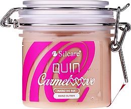 Parfüm, Parfüméria, kozmetikum Olaj kézre - Silcare Quin Carmelooove Handbutter