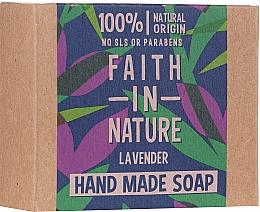 Parfüm, Parfüméria, kozmetikum Szappan levendulával - Faith In Nature Lavender Soap