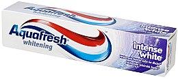 Parfüm, Parfüméria, kozmetikum Fehérítő fogkrém - Aquafresh Whitening Intense White Toothpaste