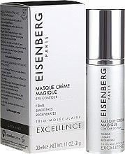 Parfüm, Parfüméria, kozmetikum Szemkörnyékápoló maszk - Jose Eisenberg Excellence Masque Creme Magique Eye Contour