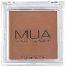 Parfüm, Parfüméria, kozmetikum Bronzosító - MUA Bronzer Sunkissed Bronze