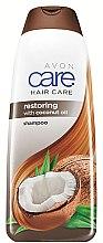 Parfüm, Parfüméria, kozmetikum Regeneráló hajsampon kókusz olajjal - Avon Avon Care Shampoo