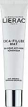 Parfüm, Parfüméria, kozmetikum Anti-age arcápoló krém-gél - Lierac Cica-Filler Mat Anti-Wrinkle Repairing Cream-Gel