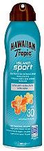 Parfüm, Parfüméria, kozmetikum Napvédő spray testre - Hawaiian Tropic Island Sport Ultra Light Spray SPF 30