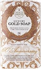 """Parfüm, Parfüméria, kozmetikum Szappan """"Arany"""" - Nesti Dante Gold Soap"""
