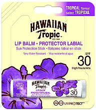 Parfüm, Parfüméria, kozmetikum Napvédő ajakbalzsam - Hawaiian Tropic Lip Balm SPF 30