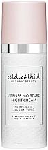 Parfüm, Parfüméria, kozmetikum Mélyhidratáló éjszakai krém - Estelle & Thild BioHydrate Intense Moisture Night Cream