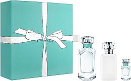 Parfüm, Parfüméria, kozmetikum Tiffany Tiffany & Co - Szett (edp/75ml + edp/5ml + b/lot/100ml)