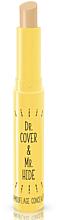 Parfüm, Parfüméria, kozmetikum Korrektor - Virtual Dr. Cover & Mr. Hide Camouflage Concealer