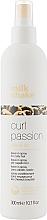 Parfüm, Parfüméria, kozmetikum Öblítést nem igénylő kondicionáló göndör hajra - Milk_Shake Conditioner Curl Passion Leave-In