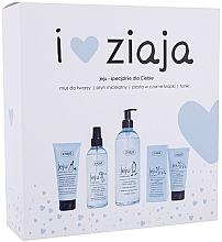 Parfüm, Parfüméria, kozmetikum Szett - Ziaja I Love Ziaja (f/paste/75ml + f/tonic/200ml + mincellar/water/390ml + f/muss/50ml)