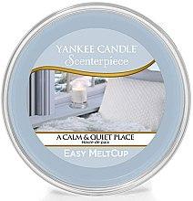 Parfüm, Parfüméria, kozmetikum Aroma viasz - Yankee Candle A Calm & Quiet Place Scenterpiece Melt Cup