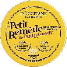 Parfüm, Parfüméria, kozmetikum Univerzális balzsam - L'Occitane Le Petit Remede Cosmetic Balm (mini)