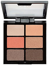 Parfüm, Parfüméria, kozmetikum Szemhéjfesték paletta - MUA 6 Shade Palette