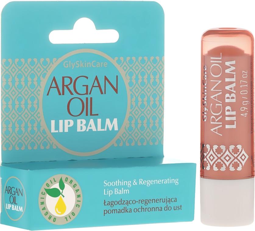 Ajakvédő balzsam argánolajjal - GlySkinCare Argan Oil Lip Balm