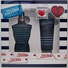 Parfüm, Parfüméria, kozmetikum Jean Paul Gaultier Le Male - Készlet (edt 125 ml + sh/gel 75 ml)