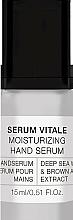 Parfüm, Parfüméria, kozmetikum Szérum kézre - Alessandro International Spa Serum Vitale Moisturizing Hand Serum