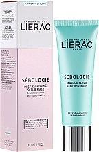 Parfüm, Parfüméria, kozmetikum Bőrradír és arcmaszk - Lierac Sebologie Deep Cleansing Scrub Mask