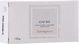 """Parfüm, Parfüméria, kozmetikum Bar szappan """"Citromfű"""" kézre és testre - Kanu Nature Soap Bar Lemongrass"""