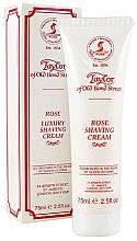 "Parfüm, Parfüméria, kozmetikum Borotva krém ""Rózsa"" - Taylor of Old Bond Street Rose Luxury Shaving Cream (tubusban)"