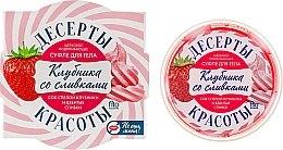 """Parfüm, Parfüméria, kozmetikum Testápoló szuflé """"Tejszínes eper"""" - Fito kozmetikum Szépség desszertek"""