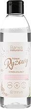 Parfüm, Parfüméria, kozmetikum Stabilizáló és tápláló rizs tonik arcra - Barwa Natural