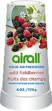 "Parfüm, Parfüméria, kozmetikum Szilárd légfrissítő ""Vad gyümölcsök"" - Airall Air Freshener Solid Wild Berries"