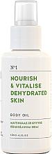 Parfüm, Parfüméria, kozmetikum Tápláló testolaj dehidratált bőrre - You & Oil Nourish & Vitalise Body Oil